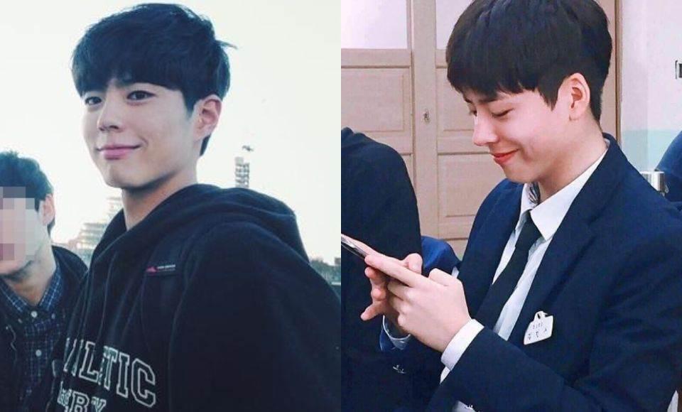 看到照片先揉兩下眼睛!韓國16歲高中生根本朴寶劍翻版,說是寶劍最新校園劇劇照我也信啊!