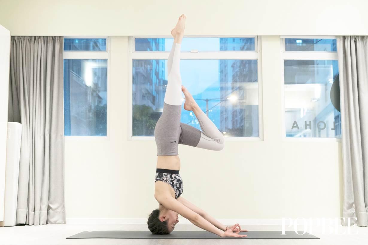 每天只要5分鐘!8招瑜珈塑身操趕走手臂「掰掰肉」,今年夏天誰都不能阻止我穿上小背心!