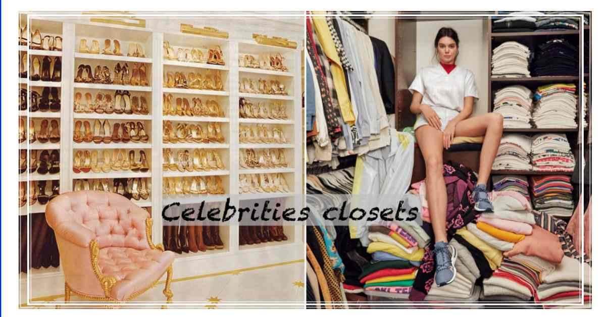 這是芭比的樣品屋吧!好萊塢女明星「更衣間」大公開,這鞋子數量根本一輩子都穿不完啊!?