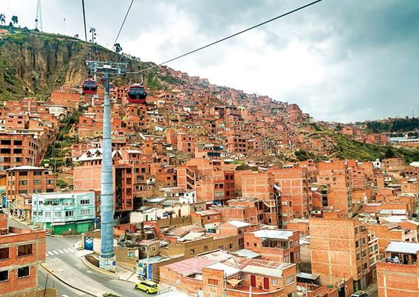 心臟練強一點再來坐!全世界海拔最高的「雲上之街」在這,號稱世界最高的空中纜車此生必搭一次啊
