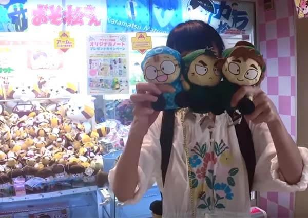 我要成為夾娃娃王!日本4款「夾娃娃機台」大解析,這樣夾還能出現雪崩式掉落啊~