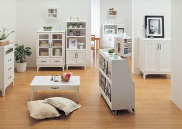 5 款小公寓廚房幫手推車