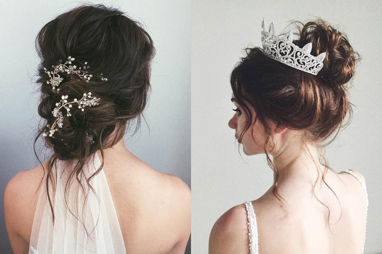 直接美到沒朋友!最適合配白紗的10款「超美編髮」,隨興浪漫感UP連男友都想天天跟妳約會