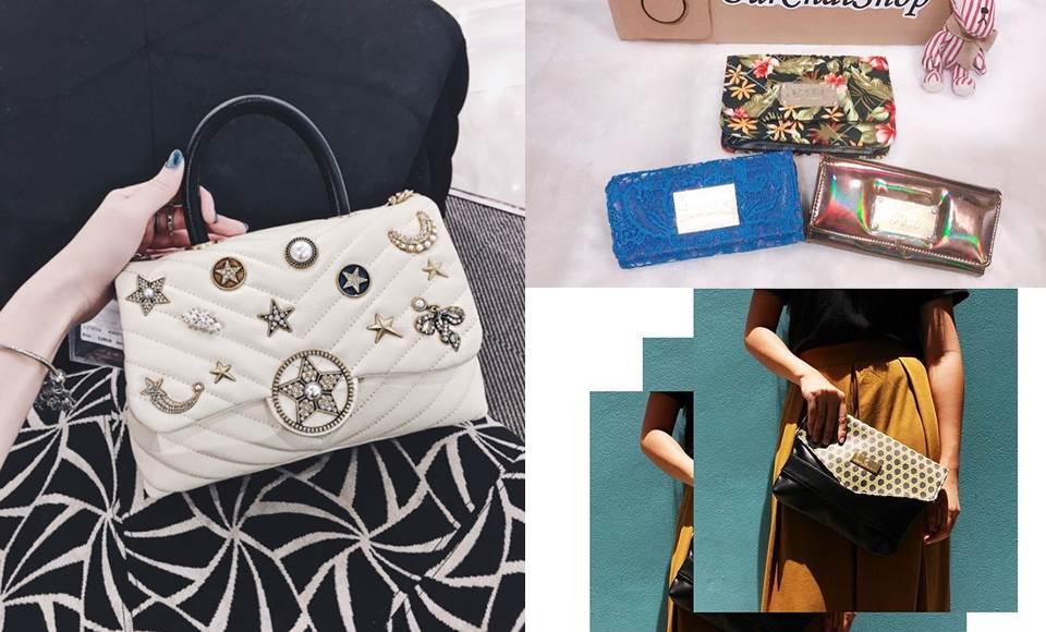 只買曼谷包就太浪費機票錢!泰國必買5款「fashion潮包」:這款買多也不心疼的高CP包女孩最推!