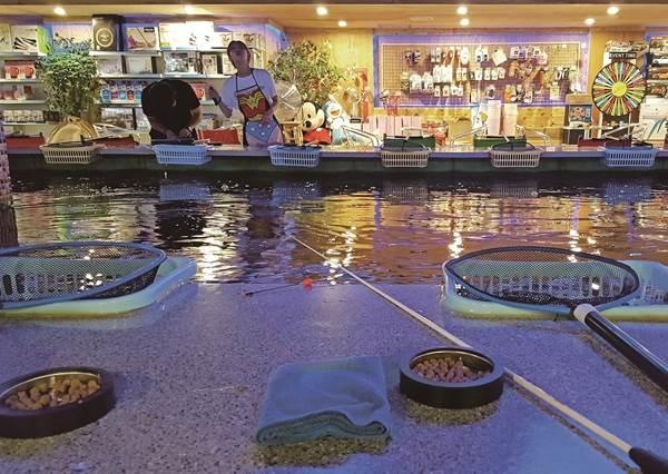 還在上首爾塔掛情人鎖?沒想到韓國最夯的約會聖地,是去咖啡廳「釣魚」?走一趟從此愛到分不開啦~