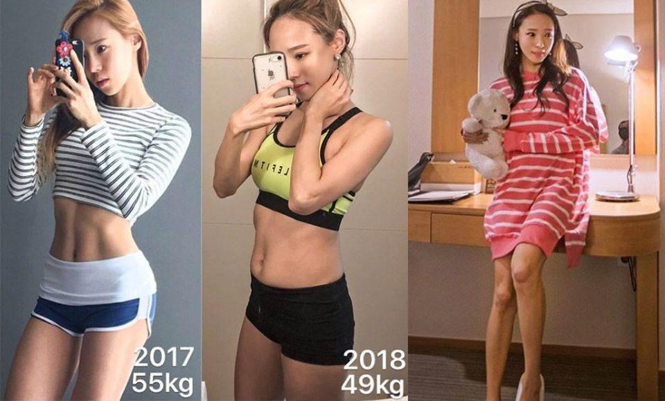 美腿靠「孩子」鍛鍊!韓國IG紅人Apple Kim超狂瘦身法公開!