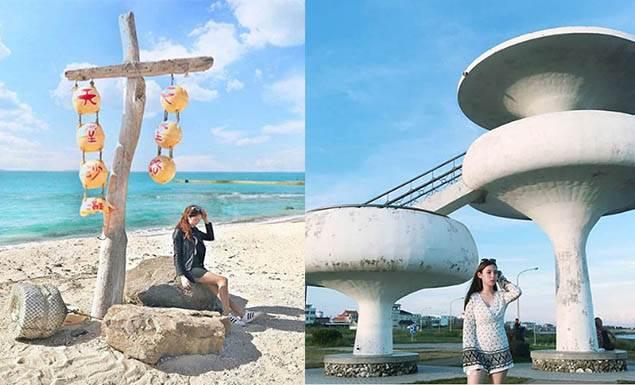 別再大老遠飛到海島國家啦~5個媲美仙境的景點就在澎湖!隨手一張都能上架變成明信片!