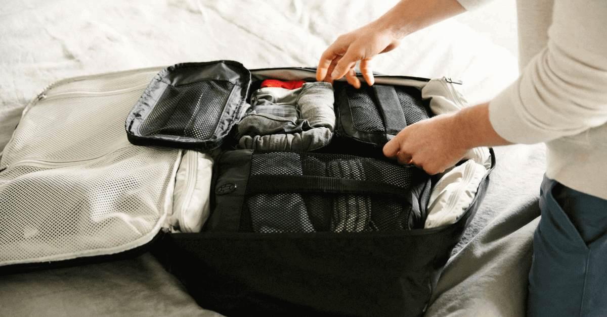 出國就是要24hrs當仙女!4收納妙招+7除皺tips,讓妳的「網美戰袍」就算剛拿出行李箱也不會皺皺der
