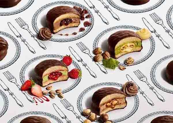 草莓&開心果竟然這麼搭♡三星主廚特製「生巧克力派」超欠吃,還有4款法式甜點,吃完忍不住想說聲Bonjour!