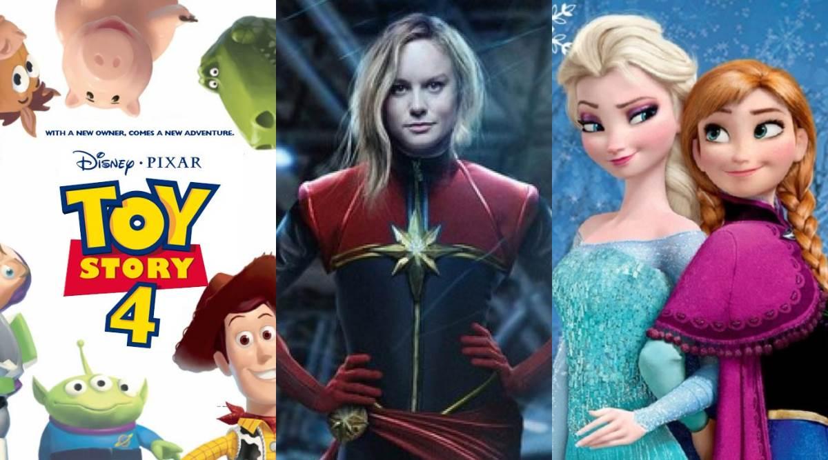 幾乎每個月都有新電影能看!《迪士尼最新片單檔期》2018還沒過一半就想快轉到2019了啦!