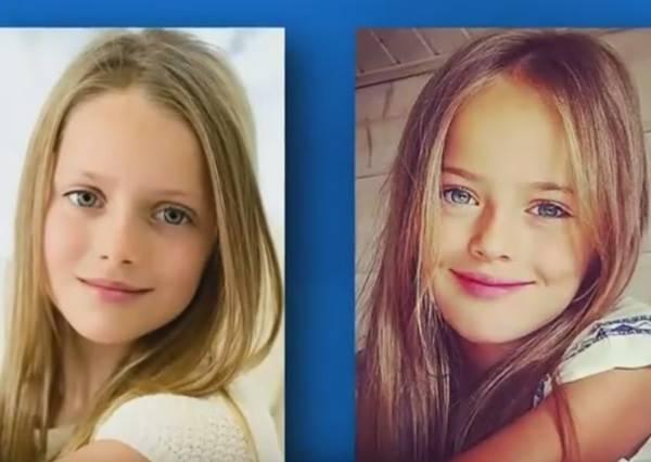 還記得這個被稱做地表最美的小蘿莉嗎?現在居然在加拿大找到無血緣的雙胞胎姐姐了!