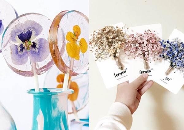 我家吹的是仙氣不是冷氣!美到不像話還能吃「乾燥花居家百變布置法」,隨便捆掛牆上家裡美到根本IKEA!