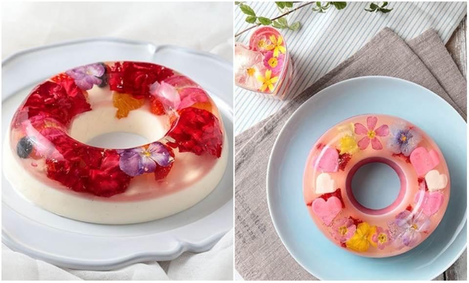 絕美3D果凍蛋糕,誰捨得切下那一刀?