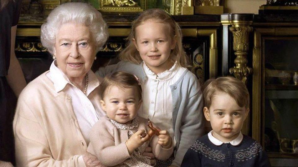 英國皇室育兒傳統揭密  原來皇家寶寶沒有姓?