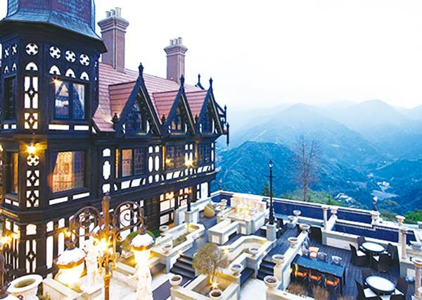 【少女心大爆炸】台灣夢幻城堡景點實在太美惹!