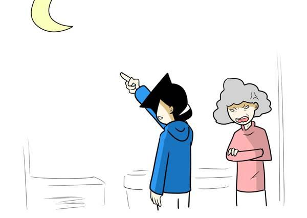 阿嬤表示:母湯!母湯啊!《7件每做必被長輩罵臭頭的大小事》,手指月亮會被割耳你一定聽過也做過!