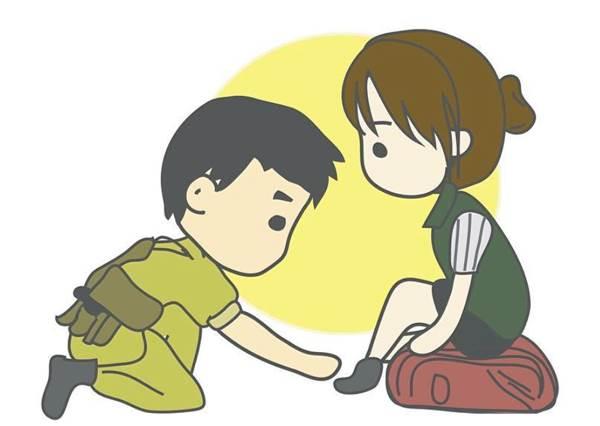 冷到炸還是要來杯大冰水!超可愛「你所不知的韓系生活日常」,原來硬漢歐霸愛妳時真會蹲路上幫綁鞋帶啊