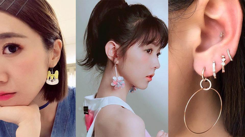 動不動就流血又流濃?「耳洞保養」4大重點每個女孩都要會~首先請改掉用手去摸耳環的習慣?!