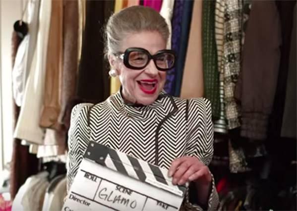 這個奶奶在時尚圈已經是個傳奇,不只因為她76歲一樣有型,而是她用時尚做了更多事...