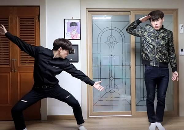 東方神起BIGBANG全上榜!地表最強歐巴Cover《韓國男團舞蹈》,竟然連KPOP界傳奇也來啦~