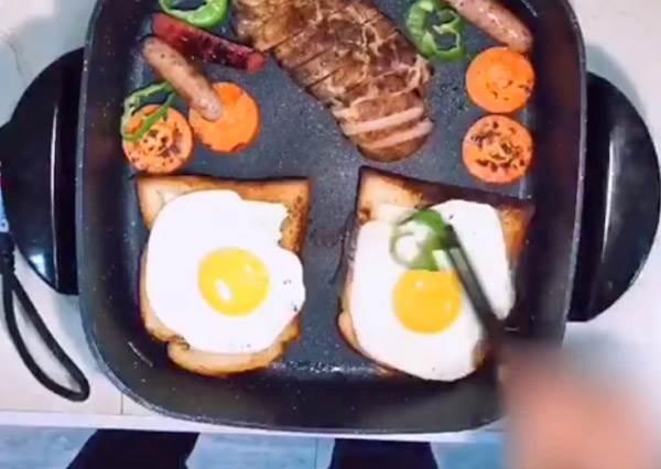 有一種男友叫做都是別人的男友!暖男連續100天早起,為女友做愛心早餐NONSTOP