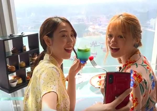 《2018香港快閃攻略懶人包》,100樓無敵海景餐廳根本是上帝的視角!