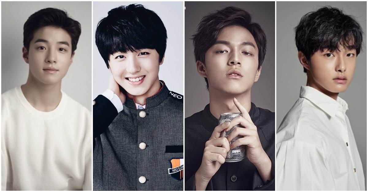 姐姐們養成計畫START!《5位韓劇界明日之星》點點名~「鍾碩童年專業戶」長大絕對是美男一枚啊!