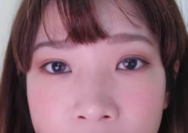 終結大小眼,選膠、弧度是關鍵! 貼對位置讓妳變身電眼美女❤