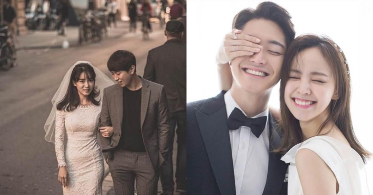 親愛的我想婚了!超夯「韓系婚紗」拍攝6point,走一個清新浪漫Style說是韓劇劇照都有人信!
