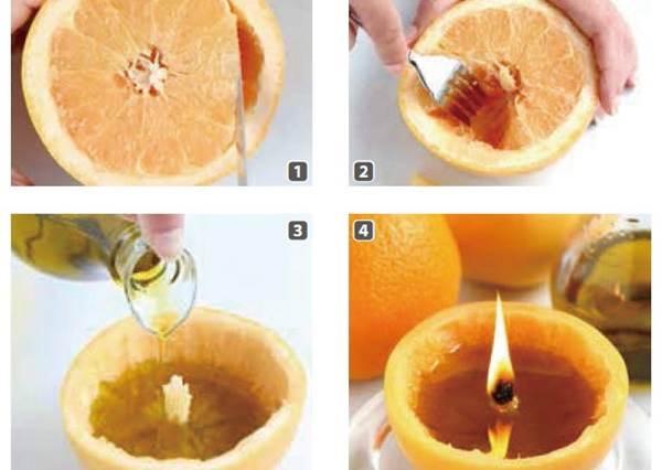 材料都躺在家等你了!超浪漫「漂浮水果蠟燭」3步驟就能DIY,情人節就靠這招重新燃起愛的火花啦
