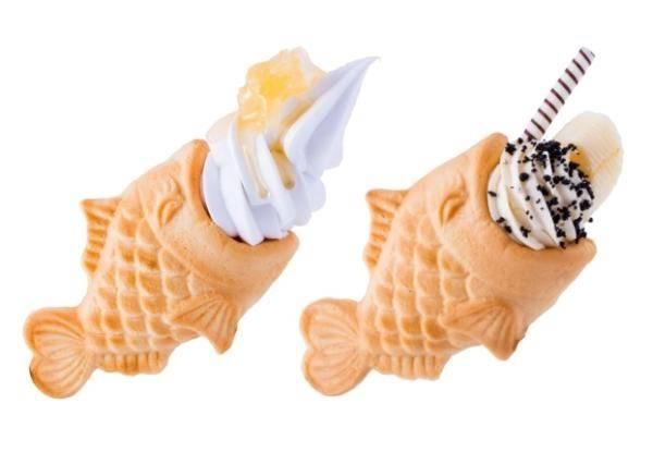 精選全台鯛魚燒2.0版 享受爆漿的快感!