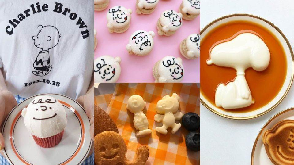 Snoopy粉還不抄筆記!韓國4間「史奴比Cafe」超欠去,被滿滿查理馬卡龍砸我也甘願啊