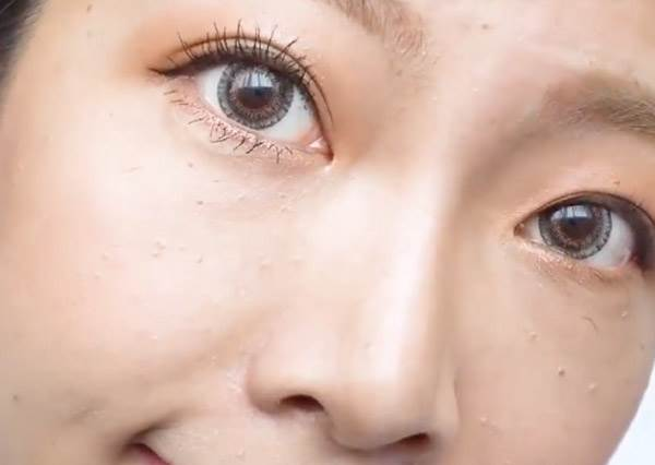 打破油眼皮女孩的困擾!「睫毛不暈染刷法」,讓假性黑眼圈不再有!
