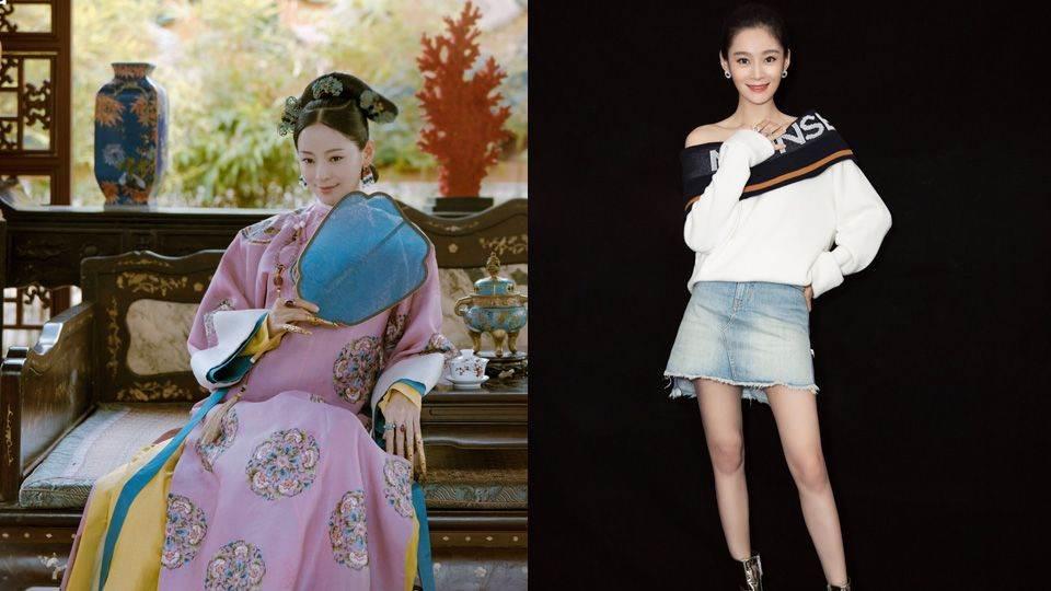 這腿根本名模等級!妳相信《延禧》純妃已經34歲當媽了嗎~維持身材居然全靠「想像力節食」?!