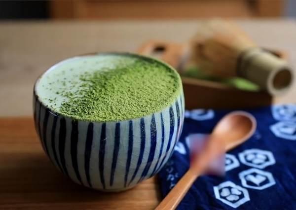 簡單一杯抹茶豆漿拿鐵 雙重味蕾享受好療癒啊!