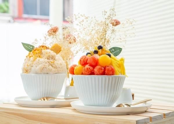 疊高高不怕你吃!《中山商圈3家夏日冰品新登場》:第一家吃的不是冰,而是長大的味道啊!