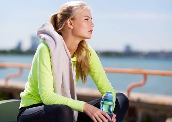 選對時間運動,不只可以輕鬆瘦,還能改善手腳冰冷的問題!