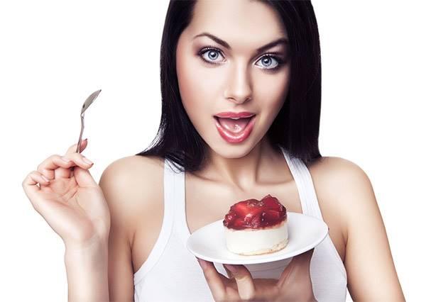 想吃不胖?妳絕對要靠這句咒語擺脫各種甜食的邪惡誘惑!