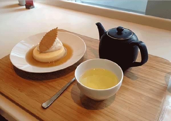 日式茶香+西洋口味的伯爵饅頭,美味到讓人難忘!去東京一定要吃這家甜點老店