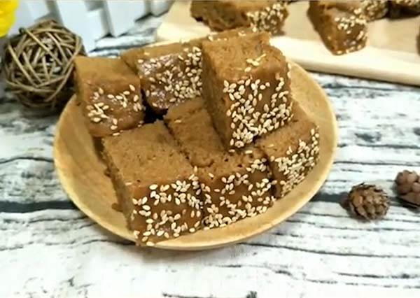 電鍋食譜!澎湖名產黑糖糕 Q彈香濃瞬間收服你的味蕾