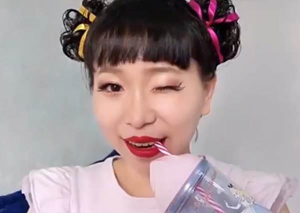 棉花糖女生學起來!挑戰女神渡邊直美仿妝,招牌亮眼紅唇全複製!