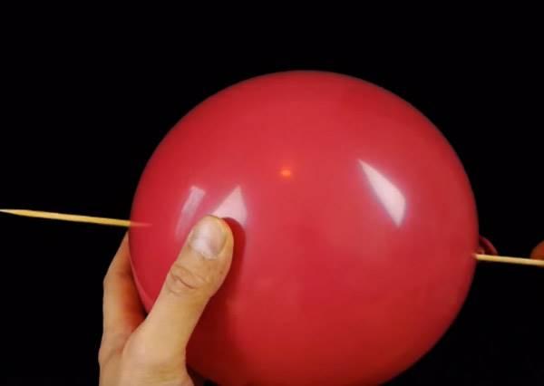 用針刺不破、用火燒不破,氣球還能這樣玩?第5種玩法太神奇了!