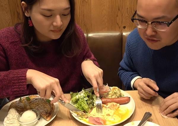 少女心噴發♡澀谷「法式吐司專賣店」甜點鹹食都滿分,班尼迪克蛋的黃色熔岩太犯規啦~