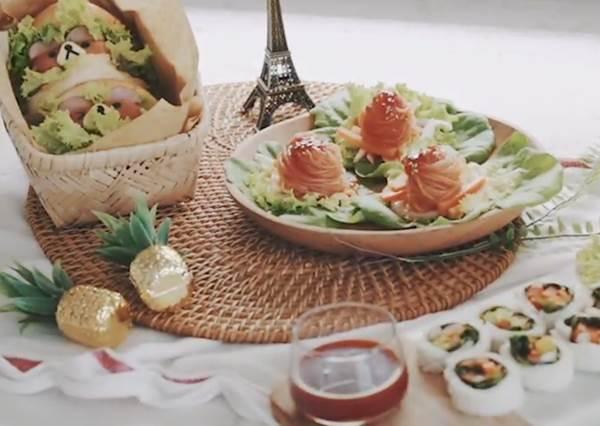 野餐、便當都OK!3道蔬食料理DIY 熊熊蛋沙拉堡讓人想挑食也難❤