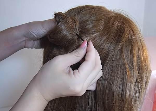 固定髮根是關鍵!萬用小黑夾 扭轉固定4用法一根就搞定