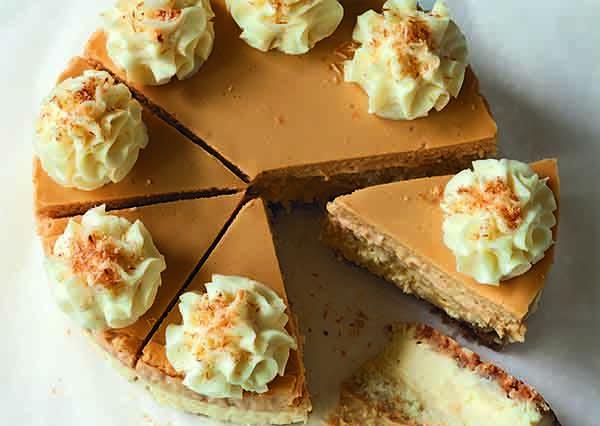 牛奶糖竟然也能跟蛋糕混搭?!超簡單甜點食譜,在家也能輕鬆做!