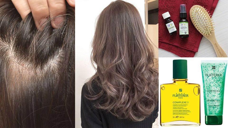 遠離少女禿!《頭皮養護3步驟》跟脫髮困擾say掰掰:梳頭髮最好不要梳超過10分鐘?!