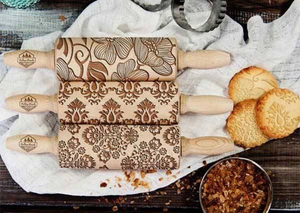 手工餅乾竟然能做出超精緻花紋?用這個工具就能輕鬆辦到啦!