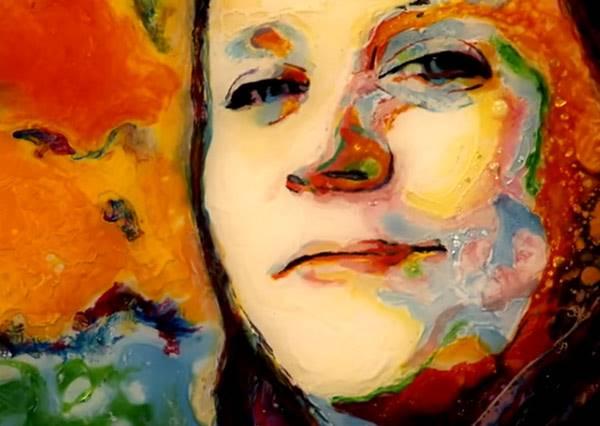 他失明後,反而畫出最細膩最鮮艷的作品,你猜他是怎麼畫的?