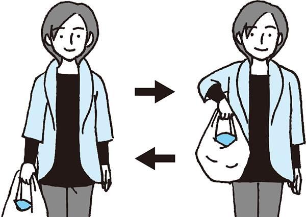 比按摩更有效的伸展動作,其實就在你逛街買衣服的時候?!